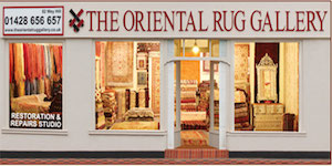 The Oriental Rug Gallery Specialists, Haslemere, Surrey